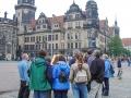 Das Dresdener Schloß.