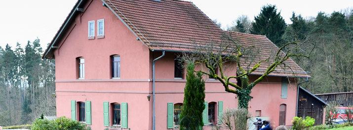 Forsthaus Sterzhausen