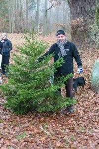 Volker und der Familienbaum